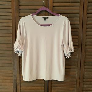 Banana Republic Lilac Blouse
